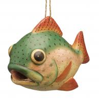 Songbird Essentials Trout Birdhouse