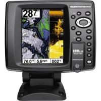 Humminbird 688ci HD DI Combo 5in Color Screen