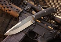 Colonial Knife Bushcraft Defiant CE-400 Fixed Blade Knife