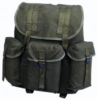 Stansport Cotton G.I. Rucksack - O.D.