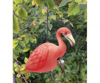 Songbird Essentials Flamingo Birdhouse
