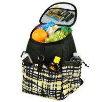 Picnic at Ascot Insulated Backpack Cooler - Paris