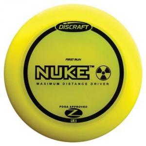 Discraft Elite Z Nuke Driver