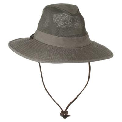 Liberty Mountain Big Brim Safari Hat Olive Lg