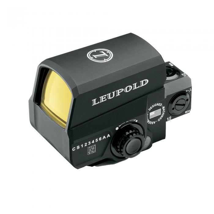 Leupold Carbine Optic 1X RedDot Matte Dot