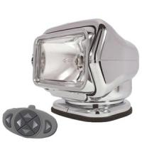 Golight Stryker Searchlight 12V w/Wireless Dash Remote - Chrome