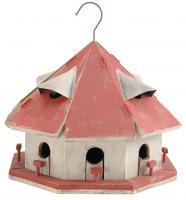 Songbird Essentials Birdhouse Red Roof Motel