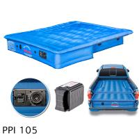 AirBedz by Pittman Outdoors (PPI 105) Mid Size 5'-5.5' Short Bed with Built-in Rechargeable Battery Air Pump