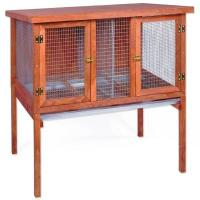 Hd Double Rabbit Hutch