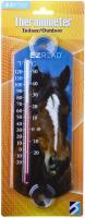 Headwind Horse Window Thermometer