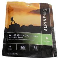 Wild Quinoa Pilaf w/Hemp Crispies Serves2