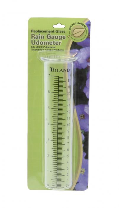 Toland Clear Udometer Rain Gauge