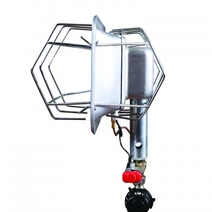Portable Golf/Marine Outdoor Propane Infrared Radiant Heater