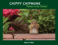 Celtic Sunrise Chippy Chipmunk Parties in the Garden