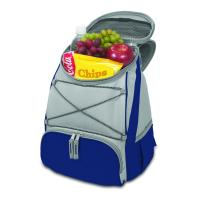 Picnic Time PTX Backpack Cooler, Navy/Gray