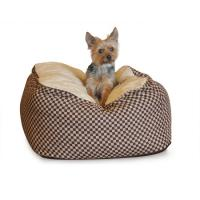 Deluxe Cuddle Cube - Large/Brown