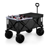 Picnic Time Adventure Wagon All Terrain Elite - Black/Gray