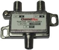 Channel Plus 2532 Splitter/combiners (2 Way)