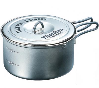 Evernew Titanium Ul Pot 1.3l