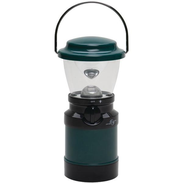 Stansport 113-10 LED Lantern & Tent Light (Green)
