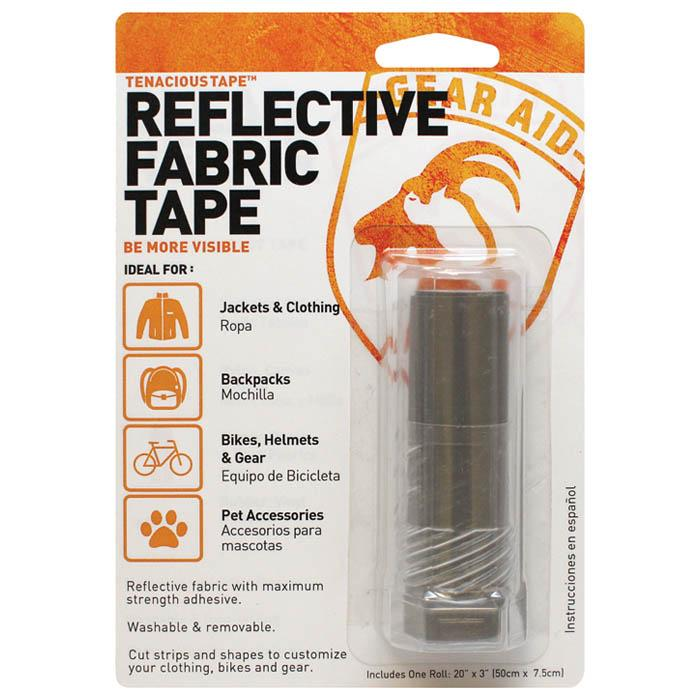 Tape Reflective Roll Silver