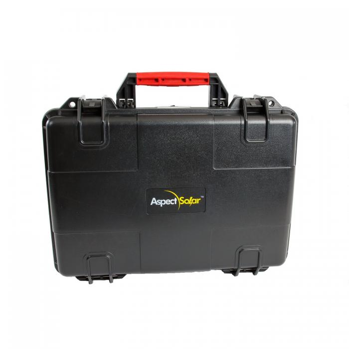 AspectSolar Waterproof Hard Case for the EnergyBar 300