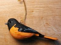 Songbird Essentials Oriole Ornament
