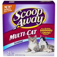 Scoop Away Multiple Cat
