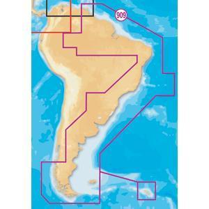 Navionics Platinum South America East on SD/Micro SD