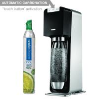 SodaStream Power - Starter Kit, Black
