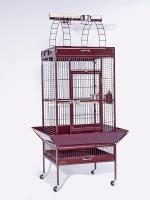 Parrot Wi Cage Blk 24x20x60