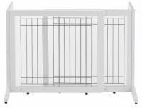 Small Cool Breeze Freestanding Pet Gate