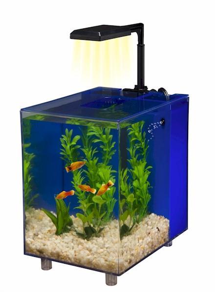 Prism Nano Aquarium Kit - Blue