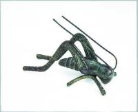 Achla Hearth Cricket Verdigris