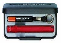MagLite - Solitaire Flashlight Red Presentation Box
