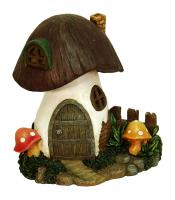 Echo Valley Solar Toadstool Home