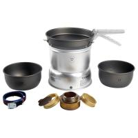 Trangia Hard Anodized Stove Kit With Gas Burner