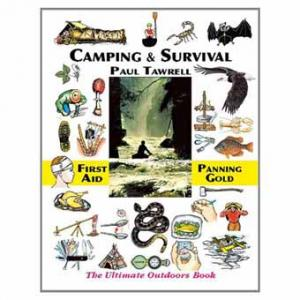 Survival Books & DVDs by Paul Tarwell