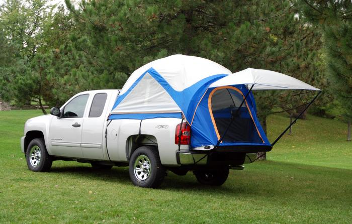 Sportz Truck Tent Compact Short Box