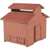Heavy Duty Chick-N-Barn Chicken Coop