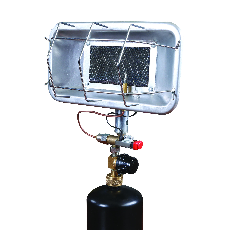 Propane Radiant Heater >> Portable Golf/Marine Outdoor Propane Infrared Radiant Heater
