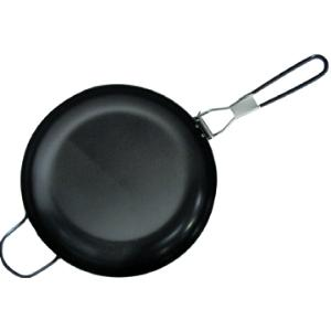 Coleman Steel Fry Pan, Non-Stick, 12 In.