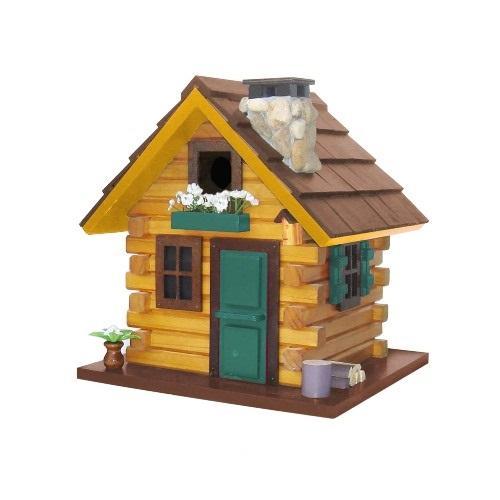 Home Bazaar Country Comfort House - Browns/Green