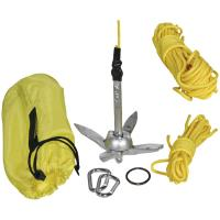 Seattle Sports Kayak Fishing Anchor Kit  - 3.25 lb