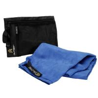 Outgo Microfiber Towel, 35 x 62 in., Cobalt