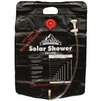 Red Rock Gear Solar Shower, Portable, 5 Gallon