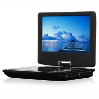 """QFX 9 Portable DVD/Media Player with Game Function"""""""""""" Portable DVD/Media Player with Game Functio"""""""" Portable DVD/Media Player with Game Functio"""""""