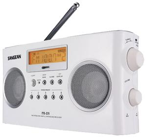 Portable Radios by Sangean