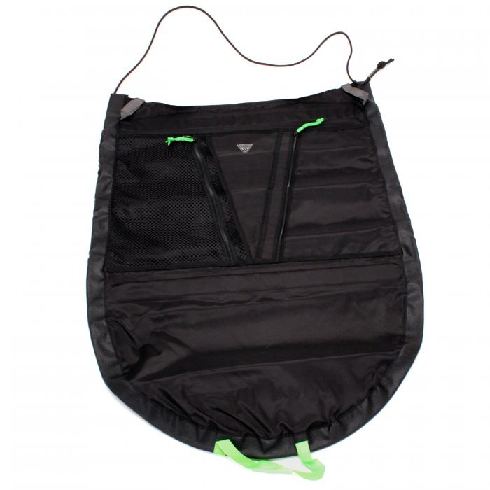 Seattle Sports Paddling 1/2 Skirt - Black X-Large