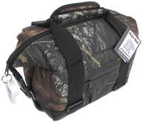 Polar Bear Mossy Oak Break Up 6 Pack Soft Sided Cooler
